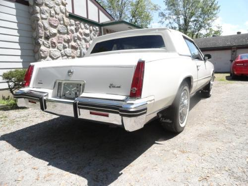 1985 cadillac eldorado for sale in fort wayne indiana classified. Black Bedroom Furniture Sets. Home Design Ideas