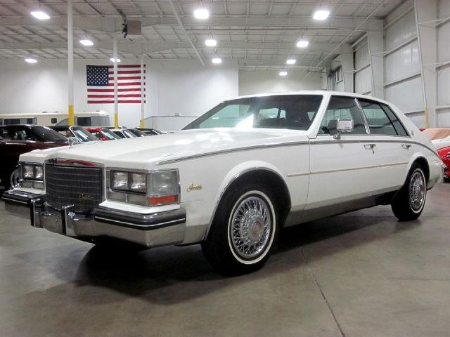 1985 Cadillac Seville Elegante For Sale In Grand Rapids Michigan