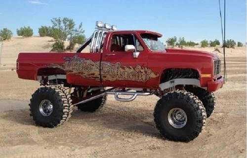 1985 Chevrolet 4x4 Lifted Custom Show Truck - Offroad or Show - NICE for Sale in ...
