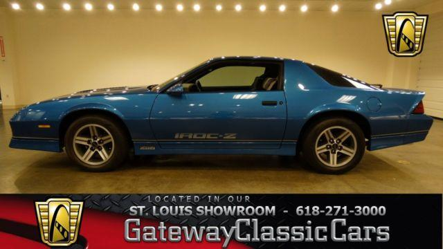 1985 chevrolet camaro 6713stl for sale in shiloh. Black Bedroom Furniture Sets. Home Design Ideas