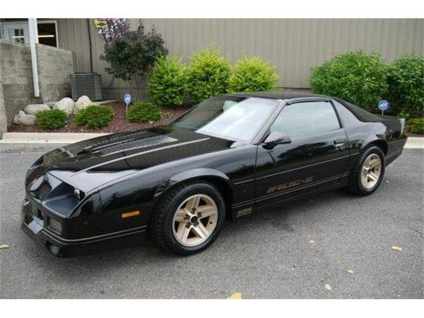 1985 chevrolet camaro for sale in lansing michigan. Black Bedroom Furniture Sets. Home Design Ideas