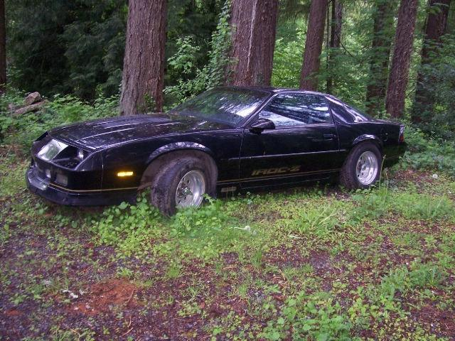 1985 Chevrolet Camaro Z28 For Sale In Clackamas Oregon