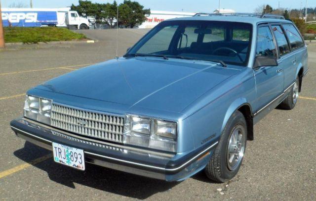 Chevrolet Celebrity Station Wagon for Sale - autozin.com