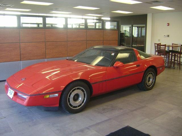 1985 chevrolet corvette for sale in sioux city iowa classified. Black Bedroom Furniture Sets. Home Design Ideas