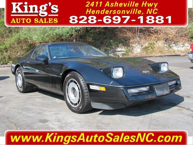 1985 chevrolet corvette for sale in hendersonville north carolina classified. Black Bedroom Furniture Sets. Home Design Ideas