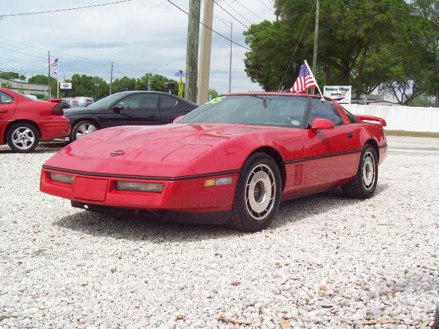 1985 chevrolet corvette for sale in largo florida classified. Cars Review. Best American Auto & Cars Review