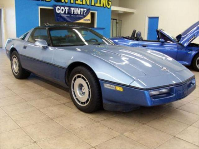 1985 chevrolet corvette for sale in hollister california classified. Black Bedroom Furniture Sets. Home Design Ideas