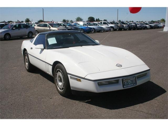 1985 chevrolet corvette for sale in hermiston oregon classified. Cars Review. Best American Auto & Cars Review