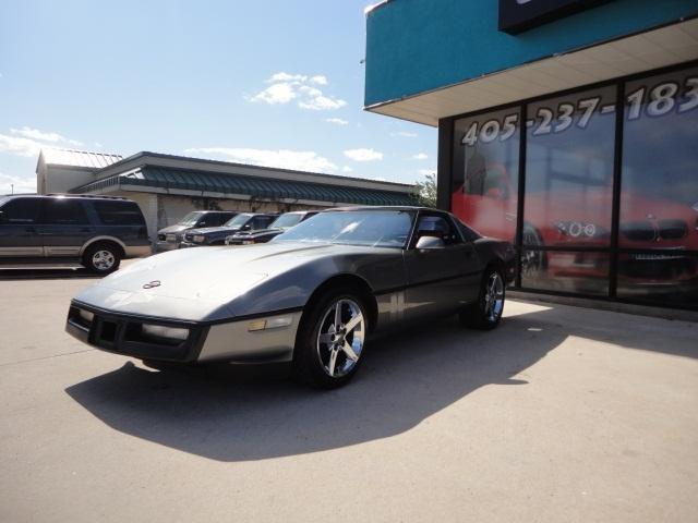 1985 chevrolet corvette for sale in moore oklahoma classified. Black Bedroom Furniture Sets. Home Design Ideas