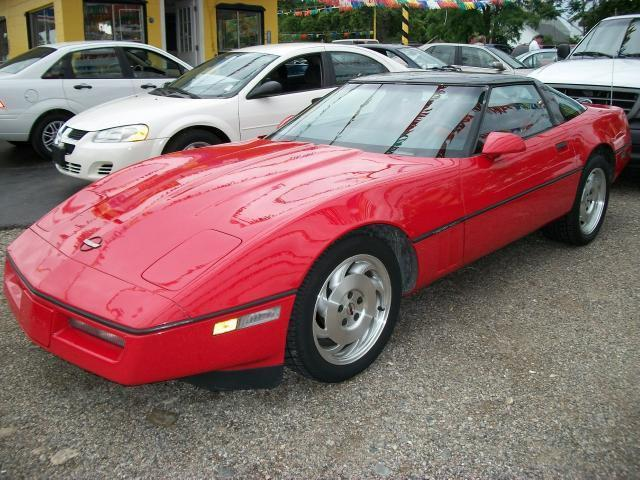 1985 chevrolet corvette for sale in plymouth michigan classified. Cars Review. Best American Auto & Cars Review
