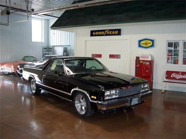 1985 chevrolet el camino for sale in east peoria illinois classified. Black Bedroom Furniture Sets. Home Design Ideas