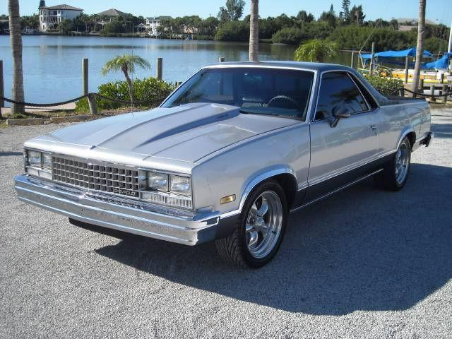 1985 Chevrolet El Camino For Sale In Osprey Florida Classified