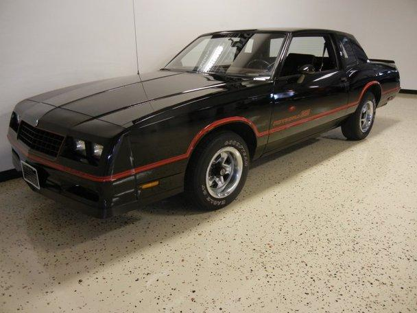 1985 chevrolet monte carlo ss 24k actual miles 16 995 for sale in grimes iowa classified. Black Bedroom Furniture Sets. Home Design Ideas