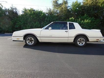 1985 chevrolet monte carlo ss for sale in largo florida classified. Black Bedroom Furniture Sets. Home Design Ideas