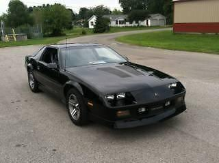1985 chevy camaro for sale in for sale in new paris. Black Bedroom Furniture Sets. Home Design Ideas