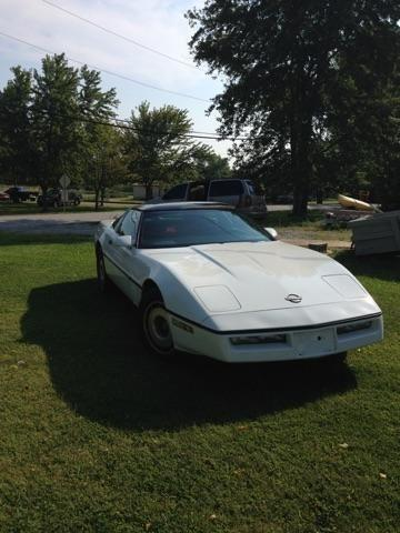 1985 chevy corvette for sale in for sale in fort wayne indiana classified. Black Bedroom Furniture Sets. Home Design Ideas