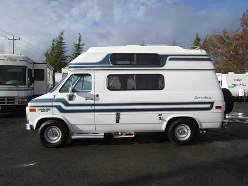 Camper Van Classifieds