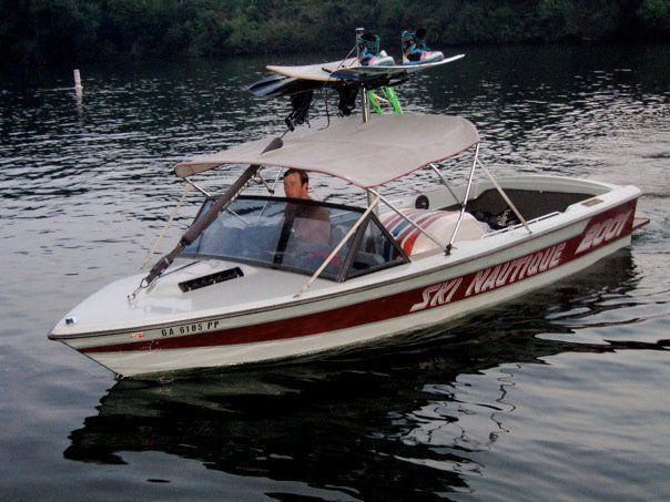 1985 correct craft n 2001 for sale in augusta georgia for Correct craft trailer parts