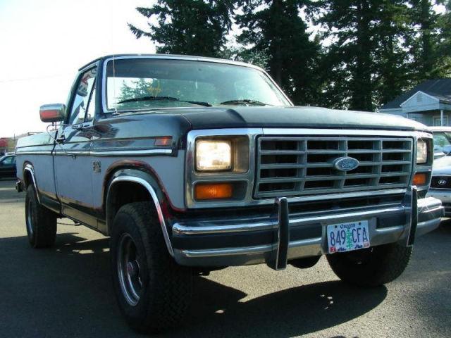 1985 f150 ford portland oregon americanlisted cars