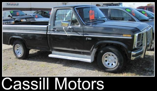 1985 ford f150 for sale in cedar rapids iowa classified. Black Bedroom Furniture Sets. Home Design Ideas