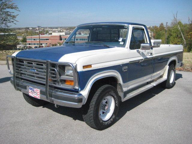 1985 ford f150 xl 1985 ford f 150 xl car for sale in fayetteville ar 4365438571 used cars. Black Bedroom Furniture Sets. Home Design Ideas