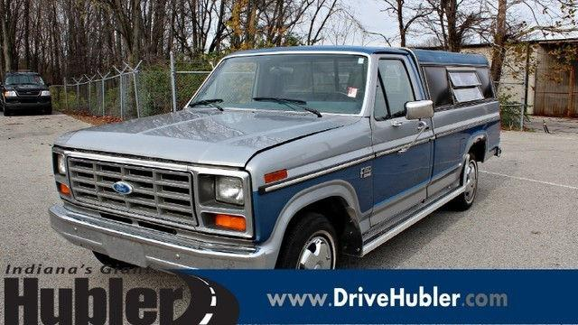 1985 ford f150 xl for sale in greenwood indiana classified. Black Bedroom Furniture Sets. Home Design Ideas