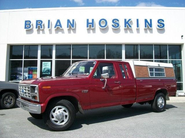 1985 ford f250 xl for sale in coatesville pennsylvania classified. Black Bedroom Furniture Sets. Home Design Ideas