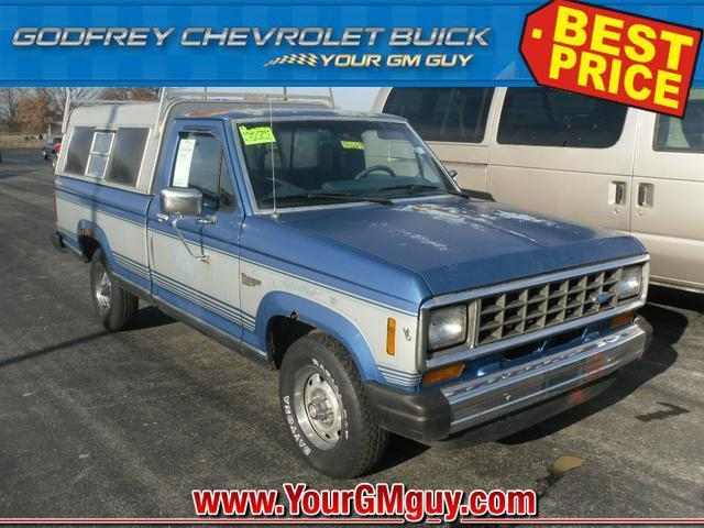 1985 ford ranger for sale in cadillac michigan classified. Black Bedroom Furniture Sets. Home Design Ideas