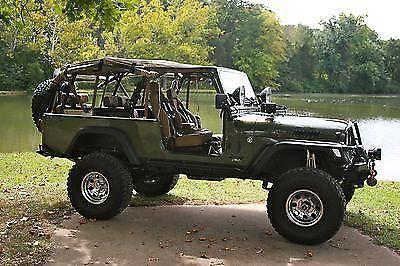 Armored Cars For Sale >> 1985 jeep cj8 scrambler cj for Sale in Knoxville ...