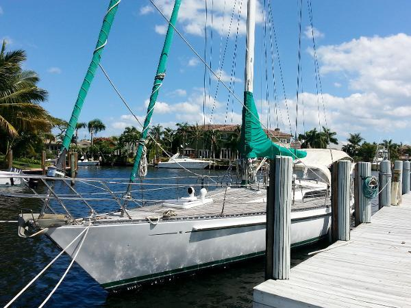 1985 Kaufman 47 Cutter For Sale In New Port Richey