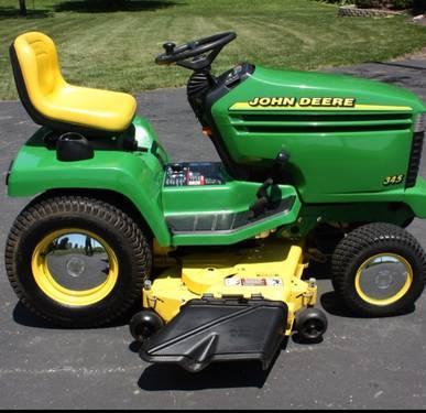 1985 lawn boy 6211 2 stroke