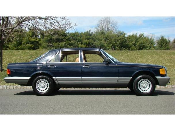 1985 mercedes benz 380se for sale in gladstone new jersey for Mercedes benz for sale in nj