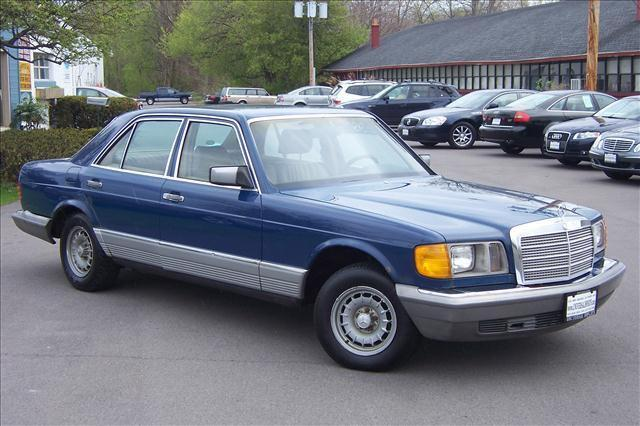 1985 mercedes benz s class 300sd for sale in rochester for Mercedes benz henrietta ny
