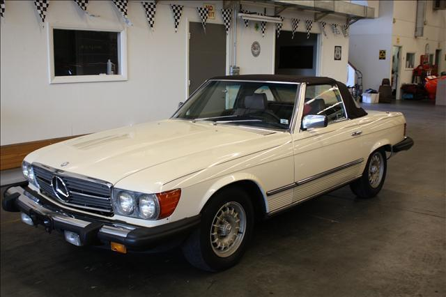 1985 mercedes benz sl class 380sl for sale in sarasota