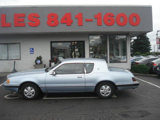 1985 mercury cougar for sale in puyallup washington classified americanlisted com 1985 mercury cougar for sale in