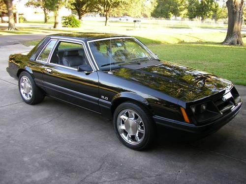 1985 Mustang 5 0 Coupe 12 550 Original Miles 4 Eyed For