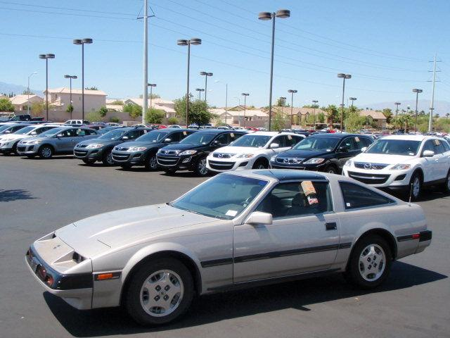 1985 nissan 300zx 2 2 for sale in henderson nevada classified. Black Bedroom Furniture Sets. Home Design Ideas