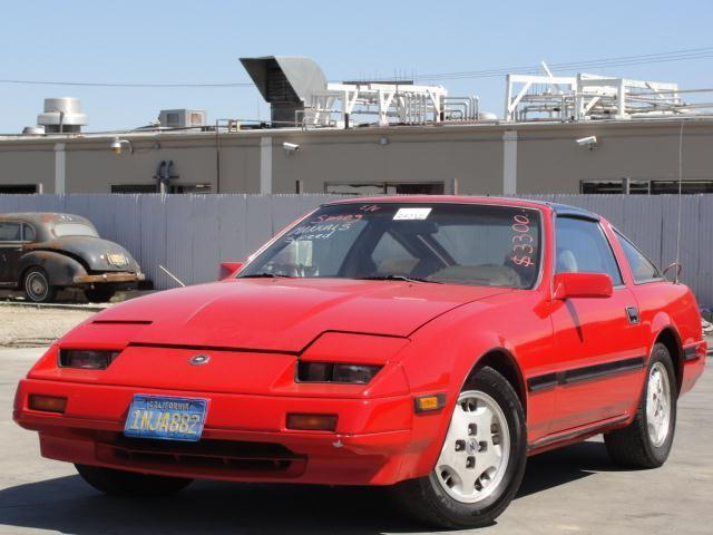 1985 nissan 300zx for sale in gardena california classified. Black Bedroom Furniture Sets. Home Design Ideas