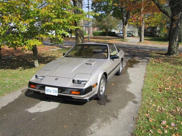 1985 nissan 300zx turbo original 3 300 miles for sale in east massapequa new york classified. Black Bedroom Furniture Sets. Home Design Ideas