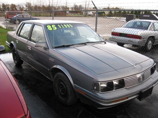 1985 oldsmobile cutlass ciera ls for sale in shelby ohio classified. Black Bedroom Furniture Sets. Home Design Ideas
