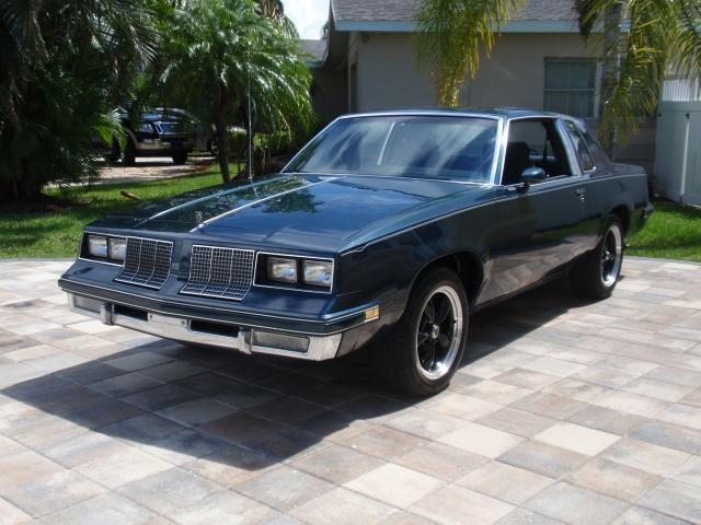1985 oldsmobile cutlass salon cutlass for sale in largo