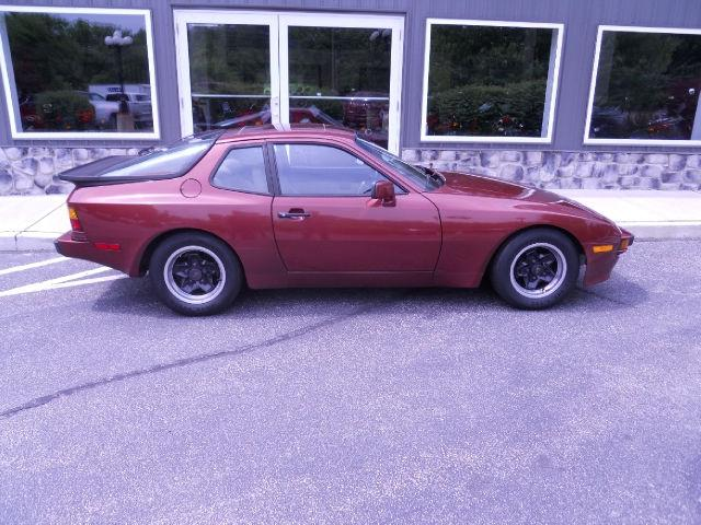 1985 porsche 944 for sale in andover new jersey classified. Black Bedroom Furniture Sets. Home Design Ideas