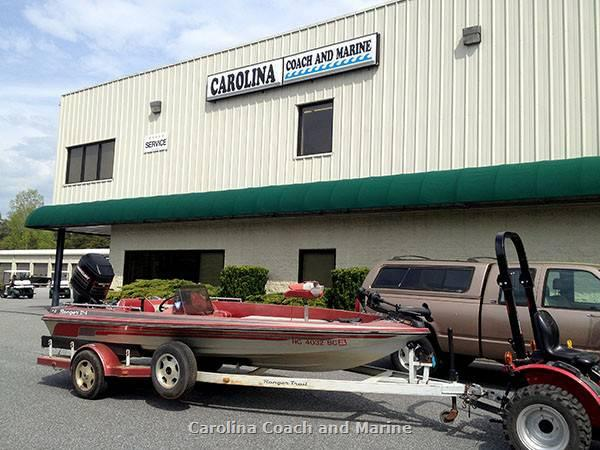 1985 Ranger Bass Boat For Sale In Claremont North