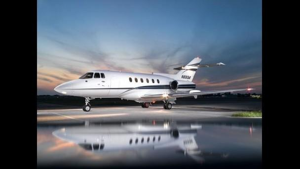 1985 Raytheon Hawker 800A, 25807, N880M for Sale in West