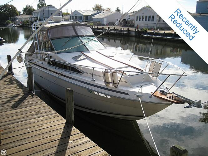 1985 Sea Ray 260 Sundancer For Sale In Forked River  New Jersey Classified