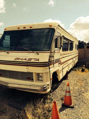 1985 Shasta Motorhome 33ft