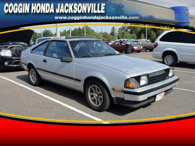 1985 toyota celica gt for sale in jacksonville florida for Coggin honda jacksonville fl