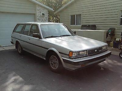 1985 toyota cressida wagon mx72 7m gte turbo supra ae86 corolla for sale in bradenton. Black Bedroom Furniture Sets. Home Design Ideas