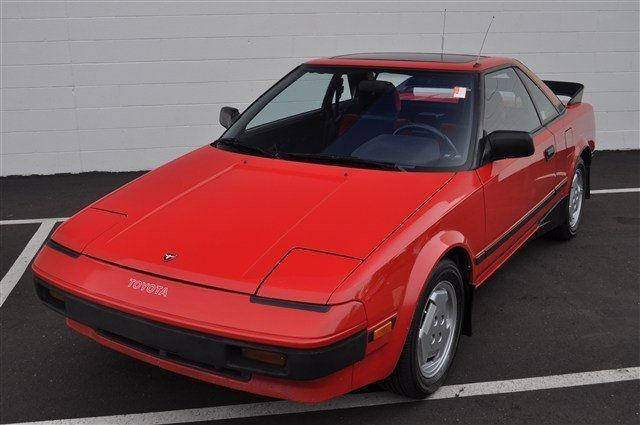 1985 toyota mr2 for sale in hickory north carolina classified. Black Bedroom Furniture Sets. Home Design Ideas