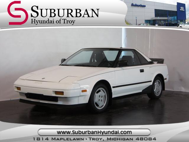 1985 toyota mr2 for sale in troy michigan classified. Black Bedroom Furniture Sets. Home Design Ideas
